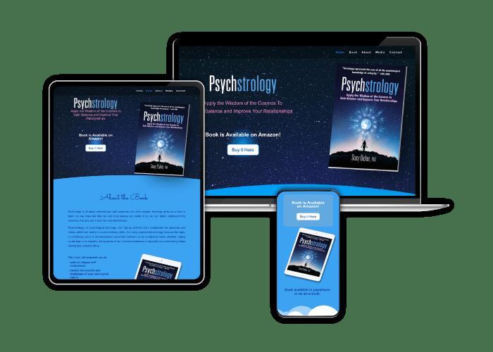 Psychstrology website images